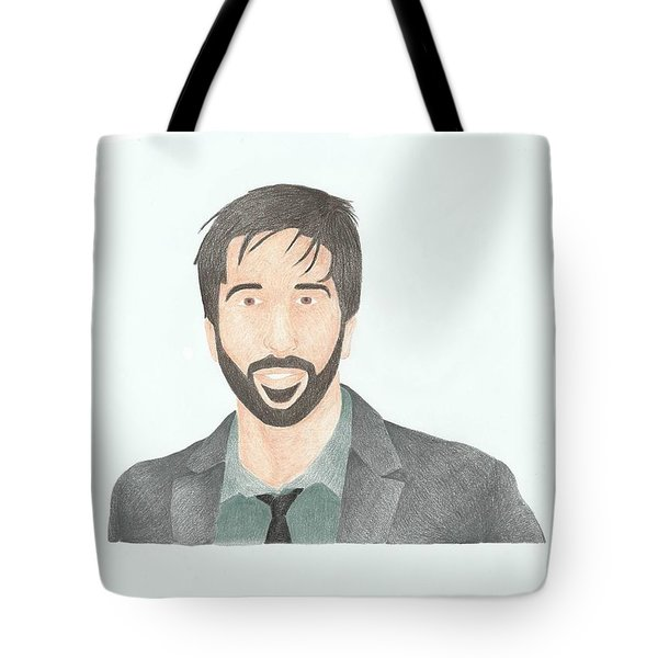 David Schwimmer Tote Bag