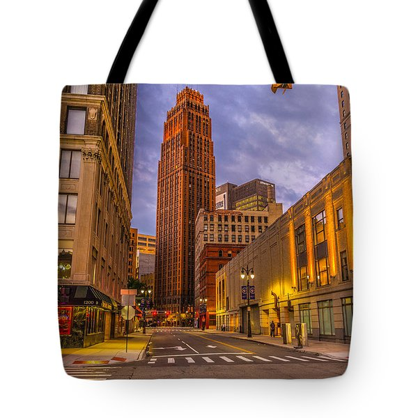 David Stott Building  Tote Bag
