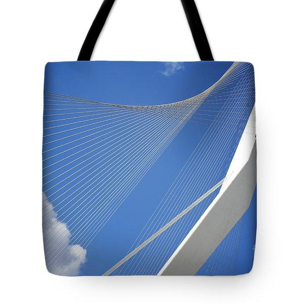 David's Harp Tote Bag