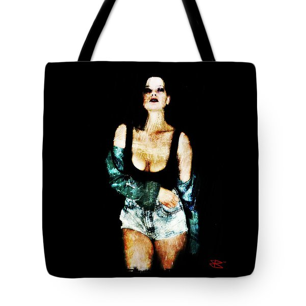 Tote Bag featuring the digital art Dawn 2 by Mark Baranowski
