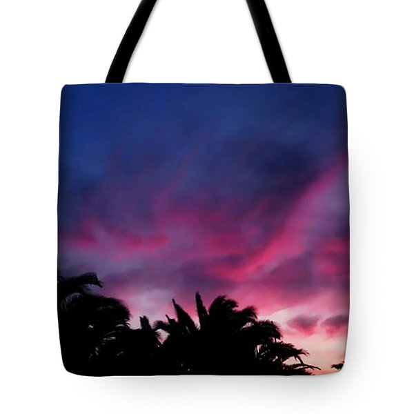 Sunrise - Alba Tote Bag by Zedi