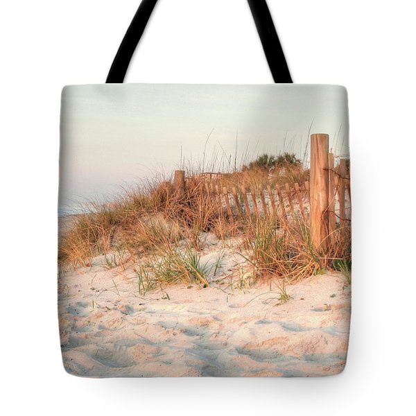 Dawn At 82nd Tote Bag