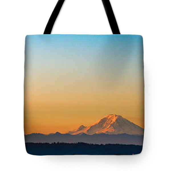 Dawn Breaks Tote Bag