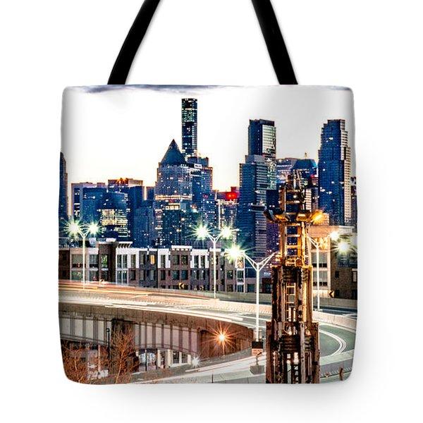 Dawn Commute Tote Bag