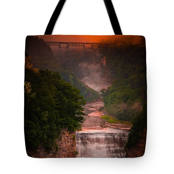 Dawn Inspiration Tote Bag
