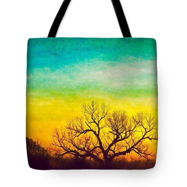 Dawn Magnitude Tote Bag