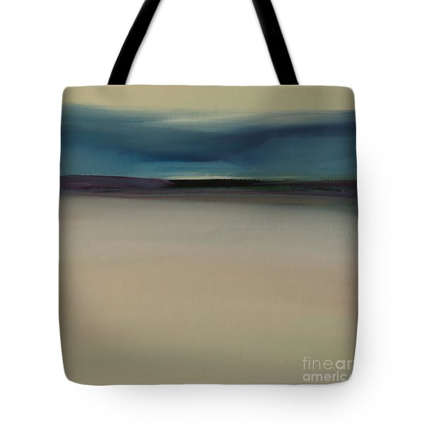 Tote Bag featuring the painting Dawn by Michelle Abrams