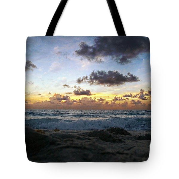 Dawn Of A New Day 141a Tote Bag by Ricardos Creations