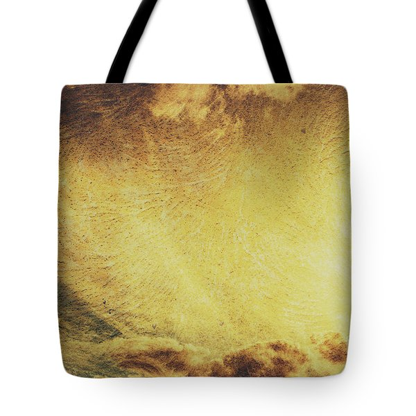 Dawn Of A New Day Texture Tote Bag