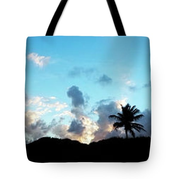 Dawn Of A New Day Treasure Coast Florida Seascape Sunrise 765 Tote Bag