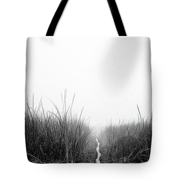 Dawn On Back Bay  Tote Bag