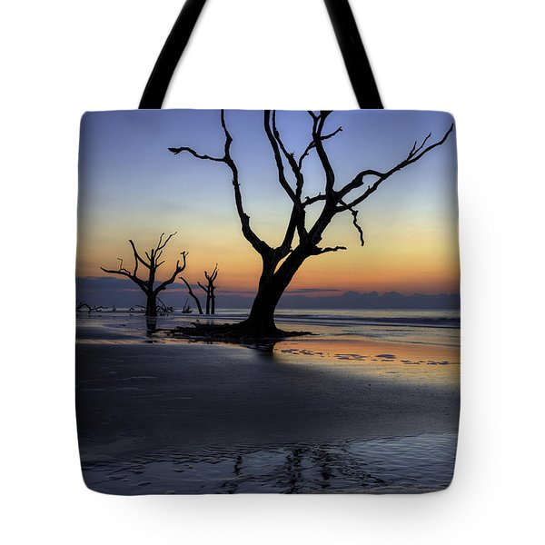 Dawn On Bull Island Tote Bag