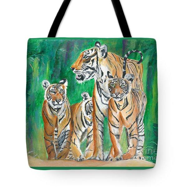 Dawn Patrol- Painting  Tote Bag