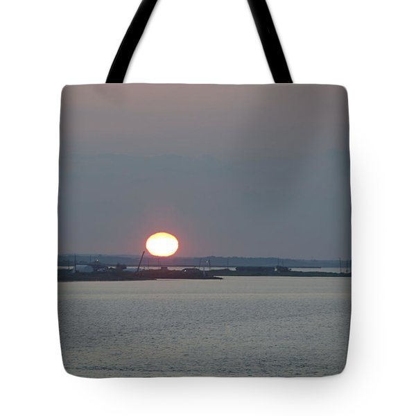 Tote Bag featuring the photograph Dawn by  Newwwman