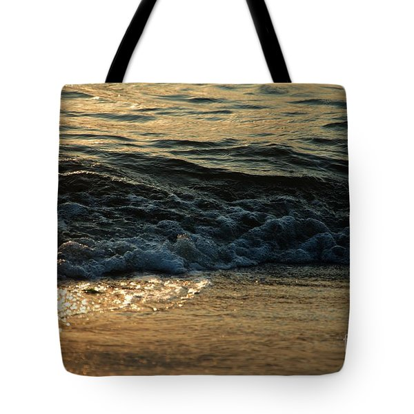 Dawn V Tote Bag
