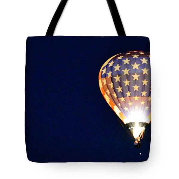 Tote Bag featuring the photograph Dawns Early Light by AJ Schibig