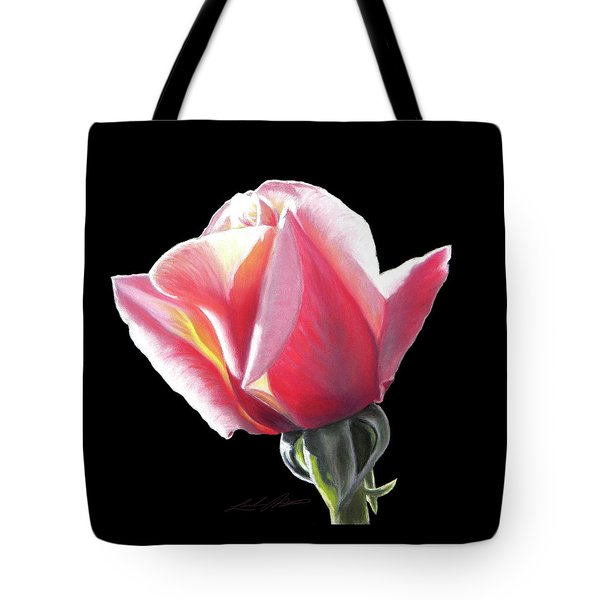 Dawn's Early Light - Pastel Tote Bag