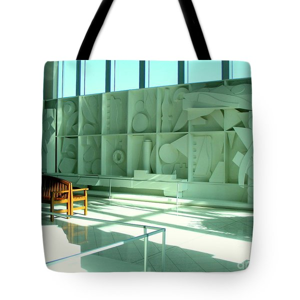 Dawn's Forest 1986  Tote Bag