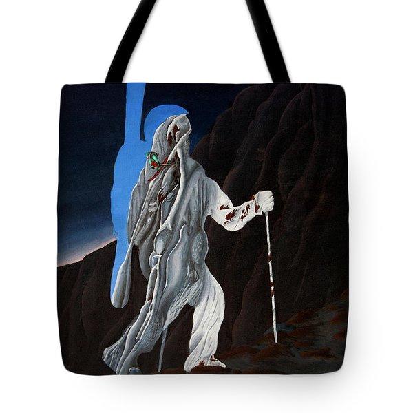 Dawn's Rising Tote Bag