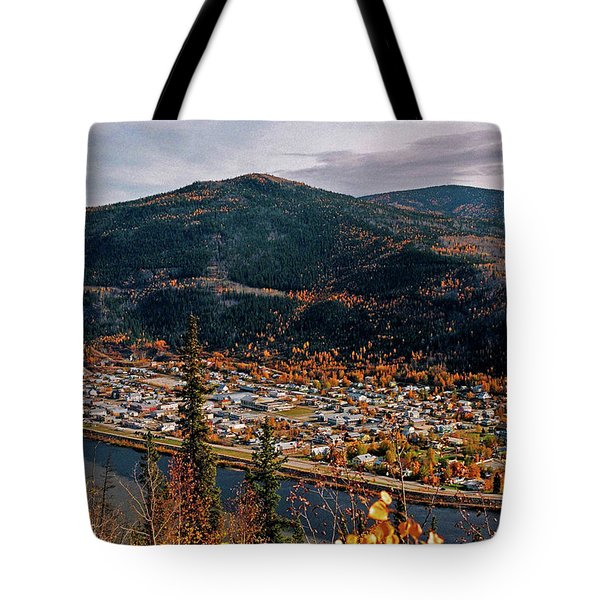 Dawson City - Yukon Tote Bag