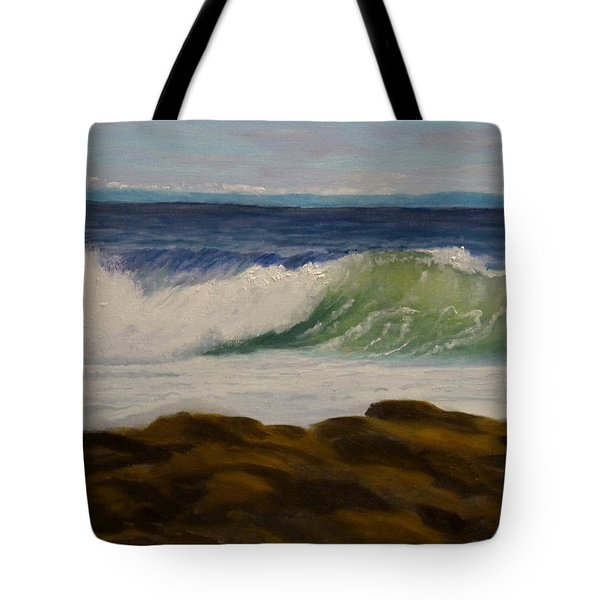 Day After The Storm Tote Bag