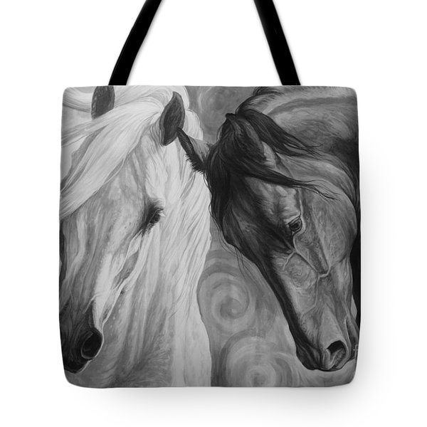 Day And Night Tote Bag