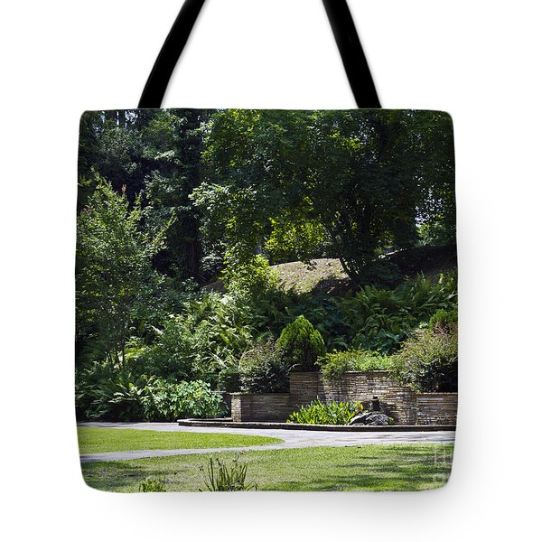 Day At The Park Tote Bag