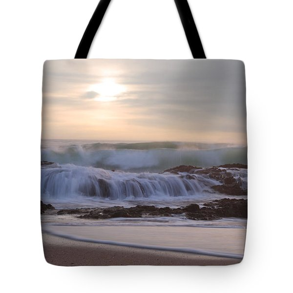 Day Break Paradise Tote Bag