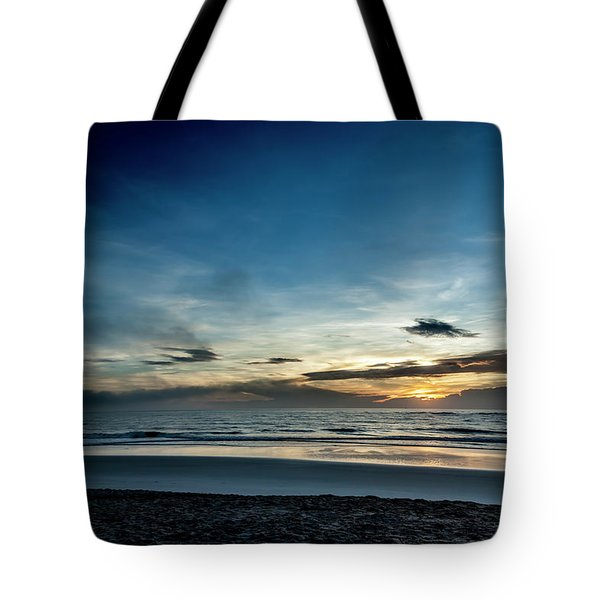 Day Breaker Tote Bag