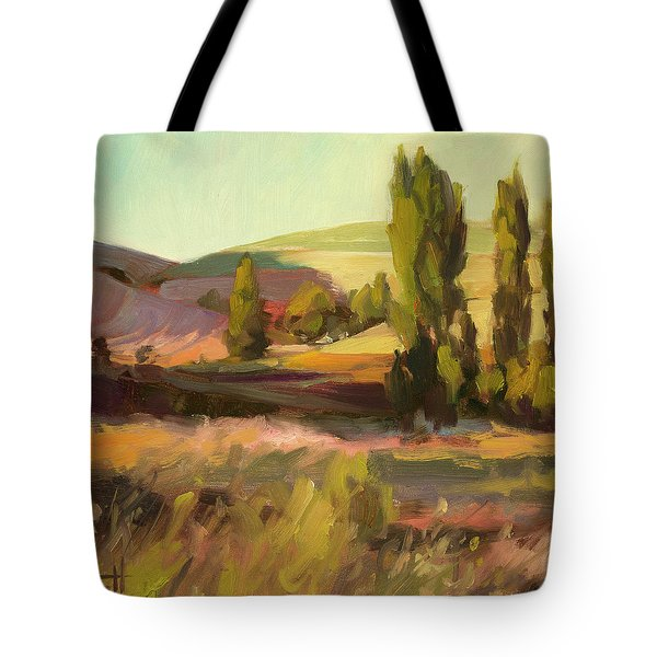 Day Closing Tote Bag