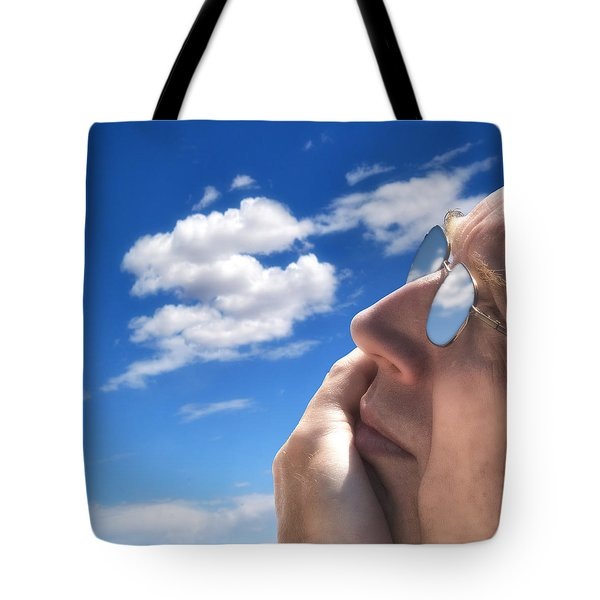 Day Dreamer Tote Bag by Gary Warnimont