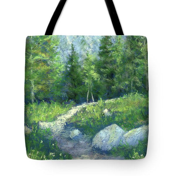 Day Hike Tote Bag