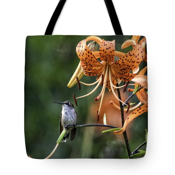 Day Hummer Tote Bag