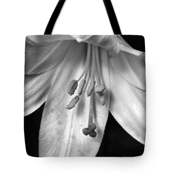Day Lily Closeup Tote Bag