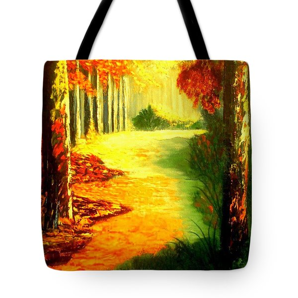 Day Of Rest Tote Bag
