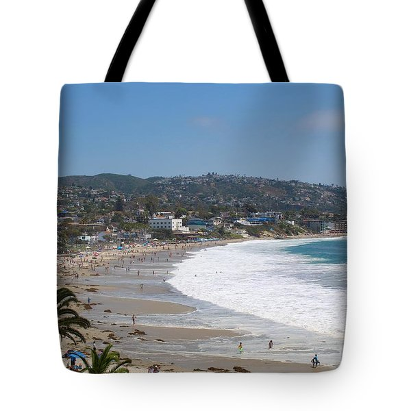 Day On The Beach Tote Bag