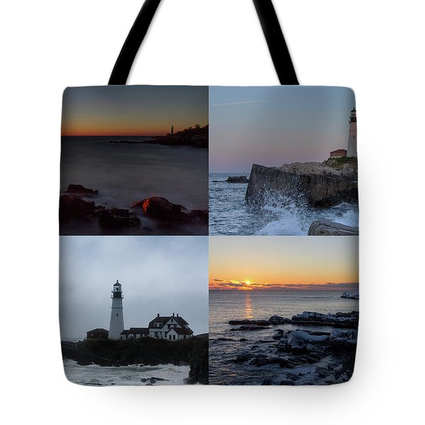 Day Or Night In Any Season Tote Bag