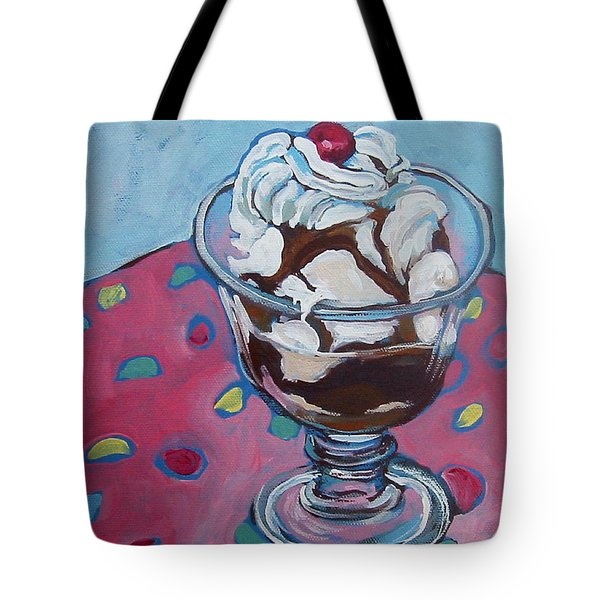 Day Two Sundae Tote Bag