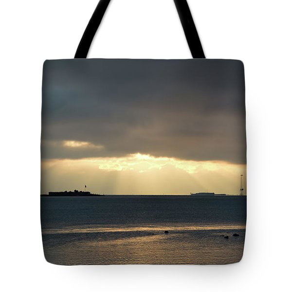Daybreak Charleston Tote Bag