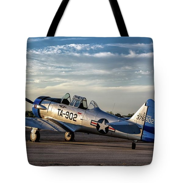 Daybreak On The Lt-6 Tote Bag