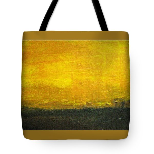 Daybreak Tote Bag by Scott Haley