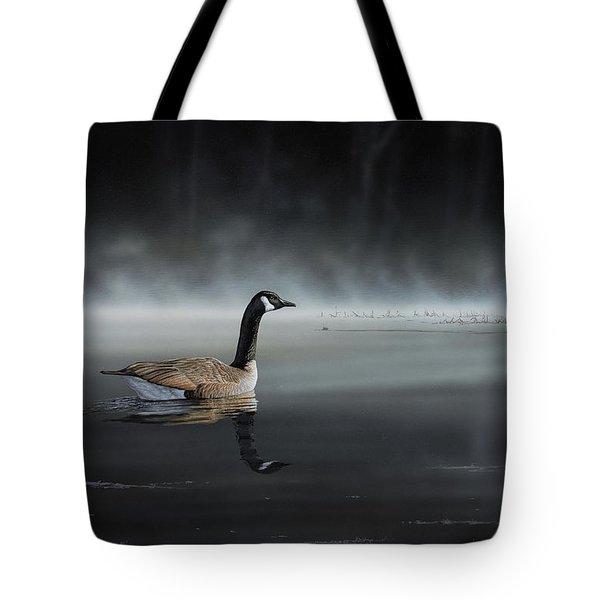 Daybreak Sentry Tote Bag