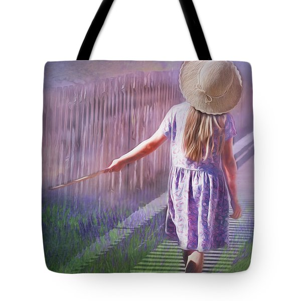 Daydreamer Tote Bag by Wallaroo Images