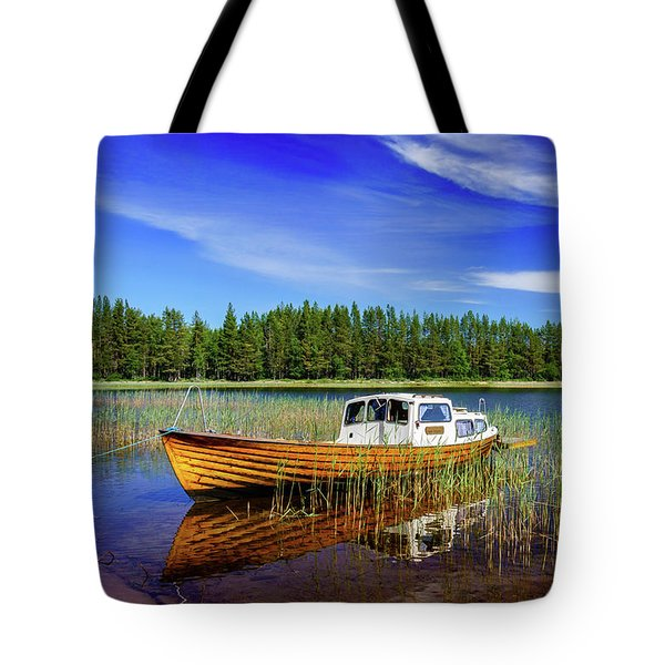 Tote Bag featuring the photograph Daydreaming by Dmytro Korol