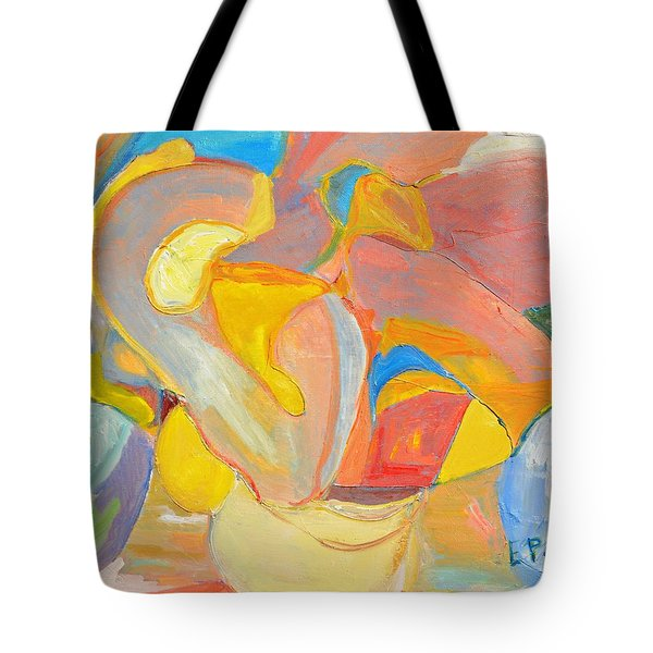 Daydreaming Tote Bag by Evelina Popilian