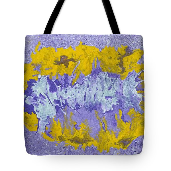 Daydreaming Tote Bag by Georgeta  Blanaru