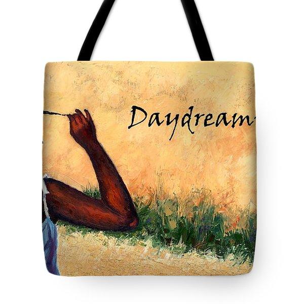 Daydreaming In Haiti Tote Bag