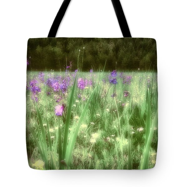 Daydreams In A Meadow Tote Bag