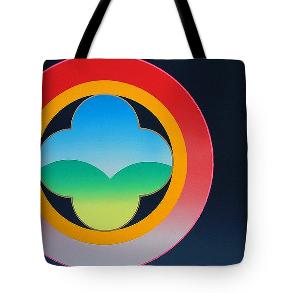 Daylight Tote Bag by Charles Stuart
