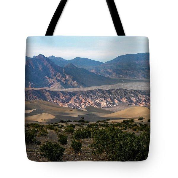 Daylight Pass Tote Bag by Joe Schofield